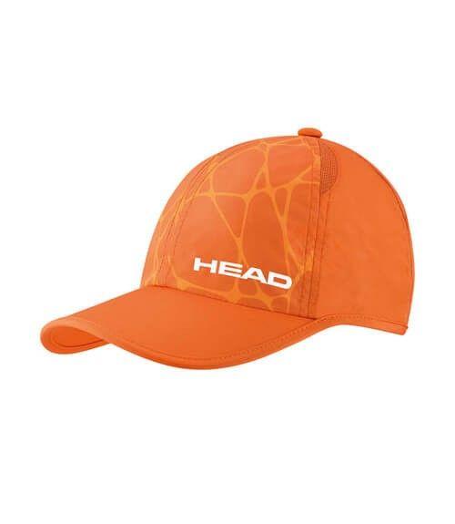 Gorra Head Light Fuction Naranja