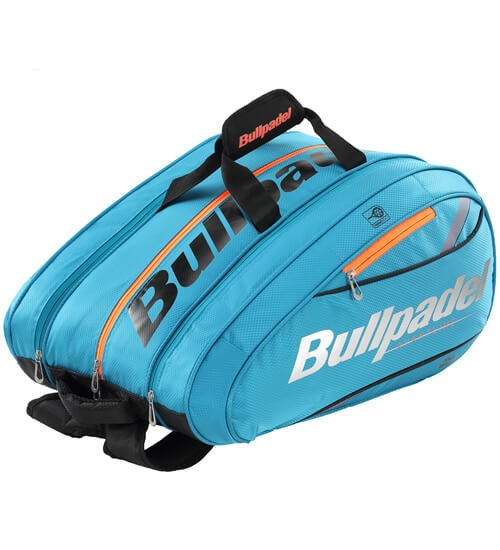 Paletero Bullpadel Azul Real