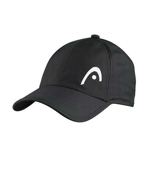 Gorra Head Pro Player Negra