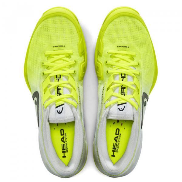 Zapatillas Head Sprint Pro 3.0 Amarillas