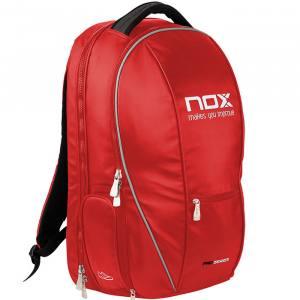 Mochila Nox Pro Series Roja