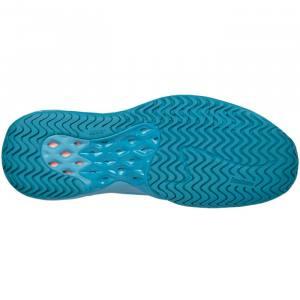 Zapatillas KSwiss Aero Knit Azules Suela