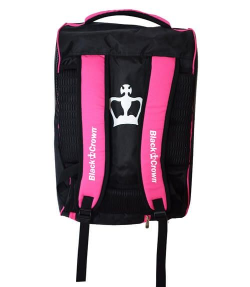 Paletero Black Crown Pink