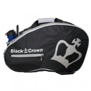 Paletero Black Crown Plata
