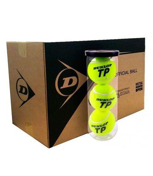 Cajón 24 botes pelotas Dunlop TP