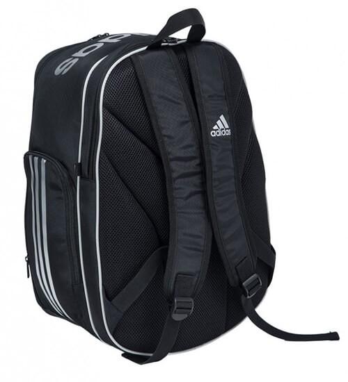 Mochila Adidas Adipower Plata