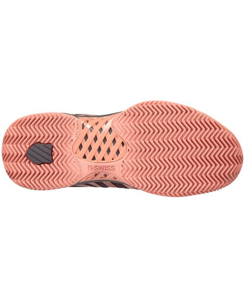 Zapatillas K-Swiss Hypercourt Express Hb Mujer Suela