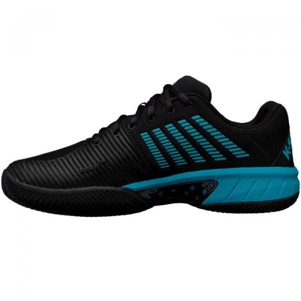 Zapatillas KSwiss Express Light 2 HB Negra-Azul 20