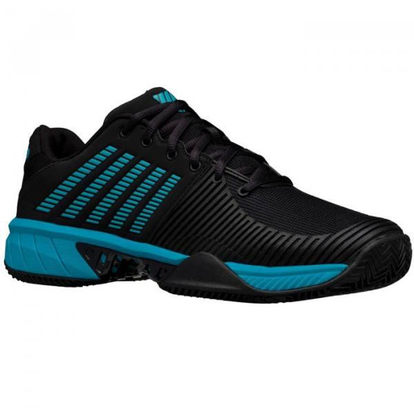 Zapatillas KSwiss Express Light 2 HB Negra-Azul 2020