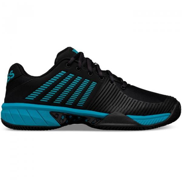 Zapatillas KSwiss Express Light 2 HB Negra-Azul