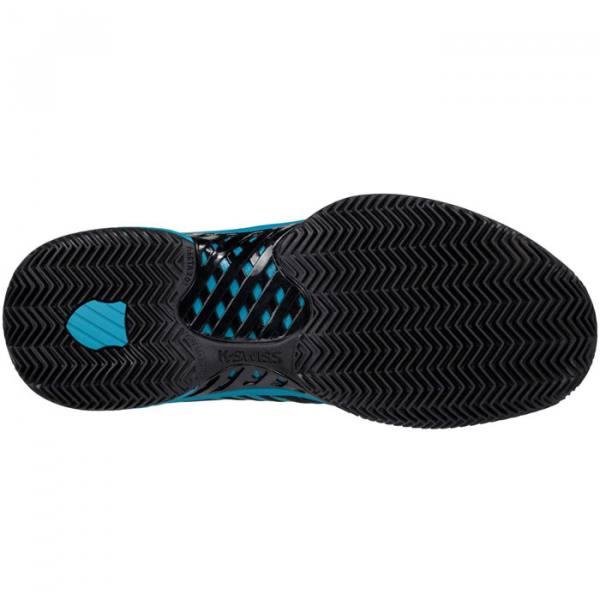 Zapatillas KSwiss Express Light 2 HB Negra-Azul Suela