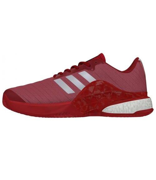 Zapatillas Adidas Barricade Boost Rojas