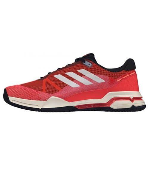 Zapatillas Adidas Barricade Club Clay Rojas