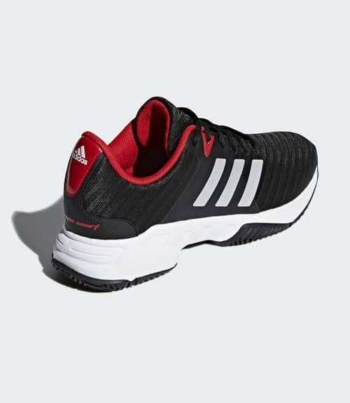 Zapatillas Adidas Barricade Court 3 Negras 2018