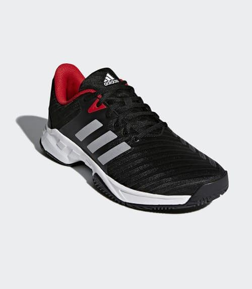 Adidas Zapatillas Barricade Court 3 Negras 2018