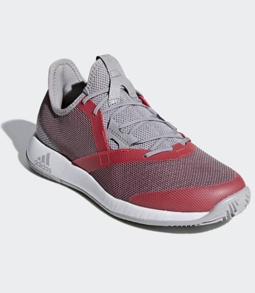 Zapatillas Adidas Adizero Defiant Bounce Woman Red 2019