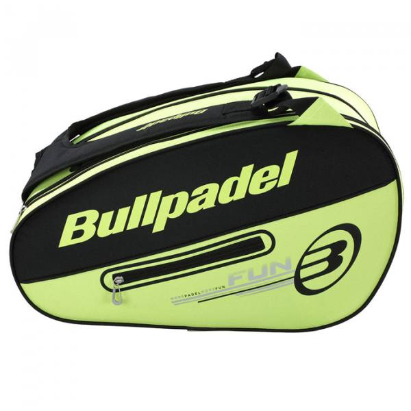 Paletero Bullpadel Fun BPP20004 Amarillo