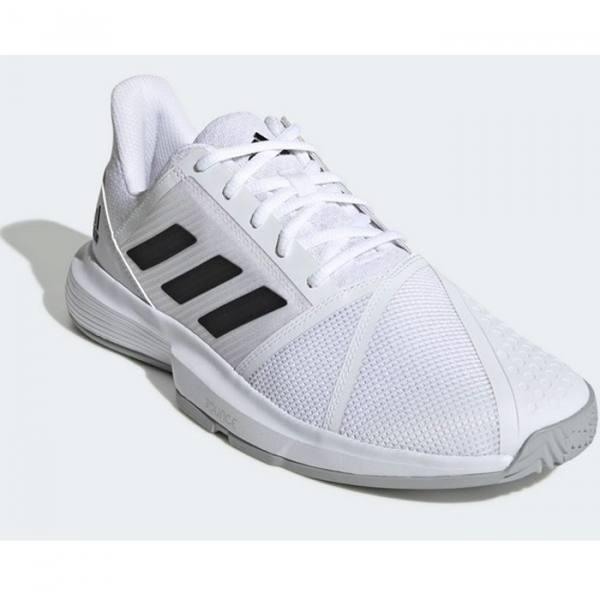 Zapatillas Adidas Courtjam Bounce Blancas 20