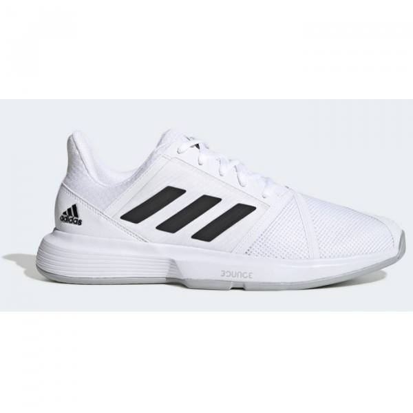 Zapatillas Adidas Courtjam Bounce Blancas