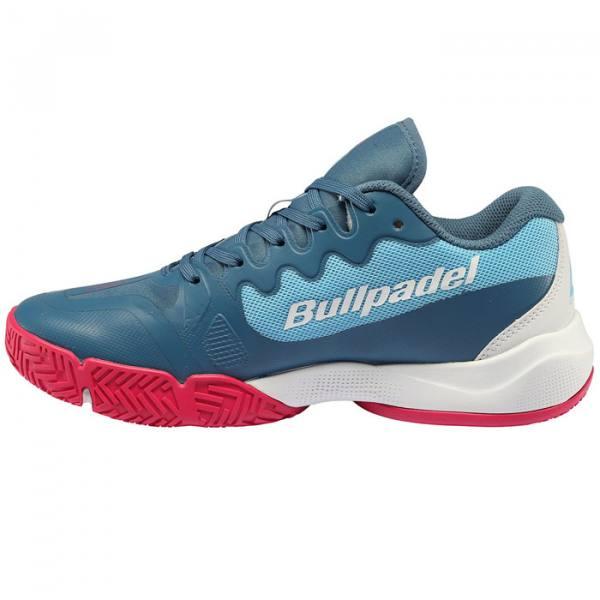 Zapatillas Bullpadel Flow Celeste 20
