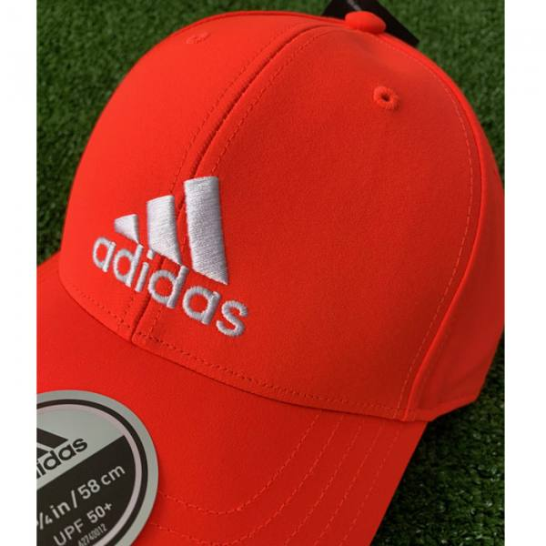 Gorra Adidas Roja-Naranja 2020