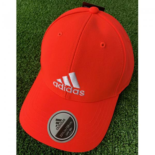Gorra Adidas Roja-Naranja