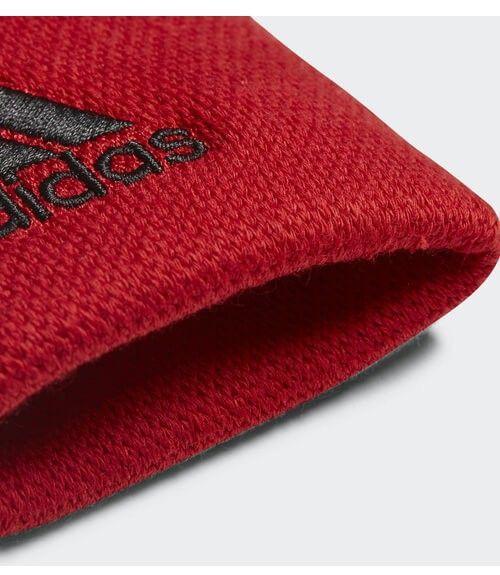 Blister 2 Adidas Rojo Muñequeras