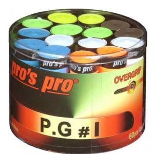 Tambor 60 Overgrips Pro´s Pro Colores Perforados