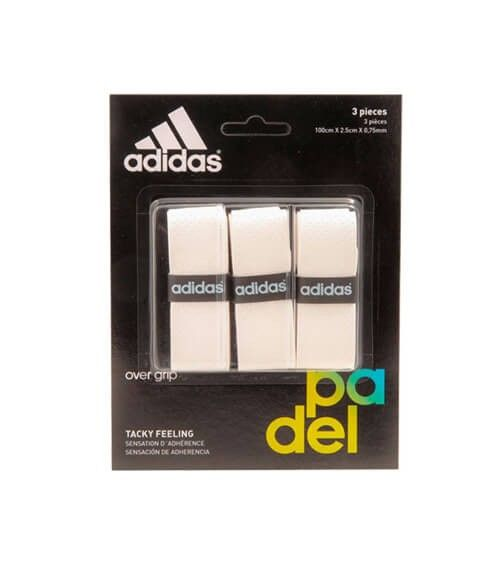 Pack 3 Overgrips Adidas Set Of Blanco