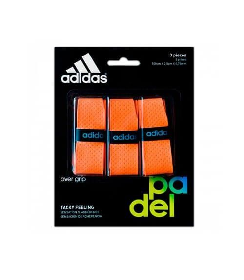 Pack 3 Overgrips Adidas Set Of Naranja