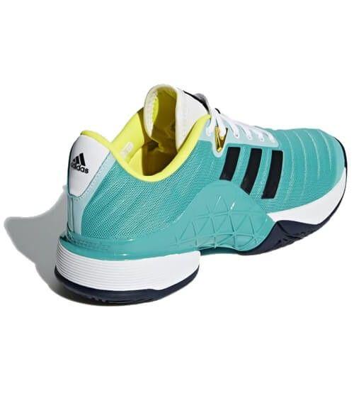 Adidas Zapatillas Barricade Verde