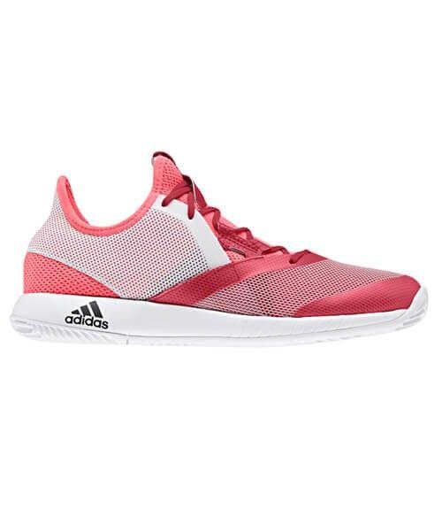 Zapatillas Adidas Adizero Defiant Bounce Woman Roja