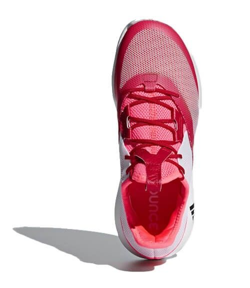 Zapatillas Adidas Adizero Defiant Bounce Woman Red
