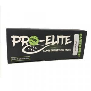 Caja Overgrips Pro Elite Premium Lisos Colores