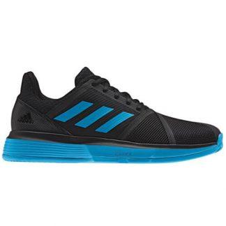 Zapatillas Adidas CourtJam Bounce Negras-Azules