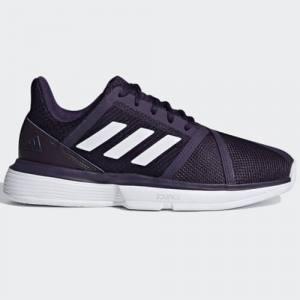 Zapatillas Adidas CourtJam Bounce Woman Moradas