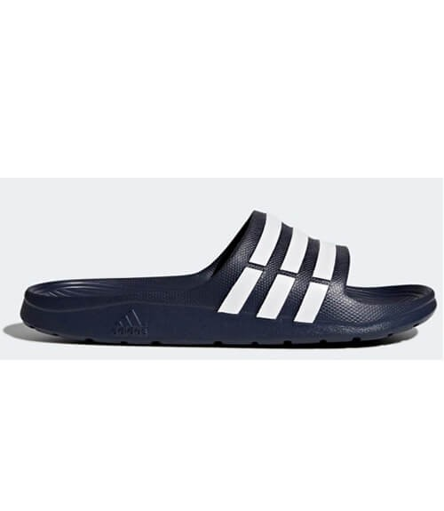Lidiar con Porcentaje patrocinado  Chanclas Adidas Duramo Slide Azules Oscuras · Padel Style
