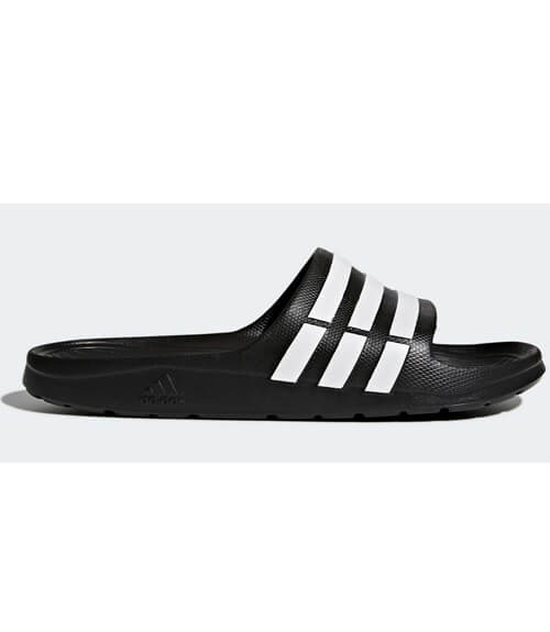 Chanclas Adidas Duramo Slide Negras