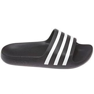 Chanclas Adidas Adilette Aqua Negras