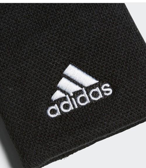 Muñequeras Adidas Negras