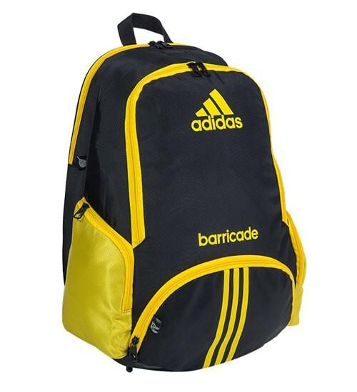 Mochila Adidas Barricade Yellow 2019