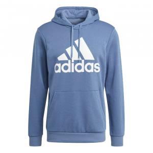 Sudadera Adidas Big Logo Azul 2021