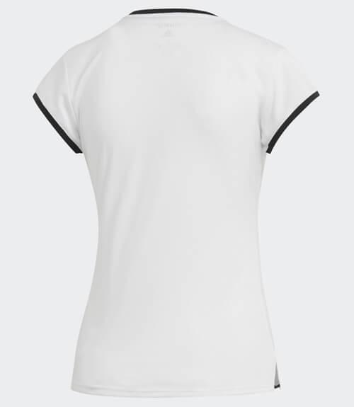 Camiseta Adidas Club Blanca Mujer 2019