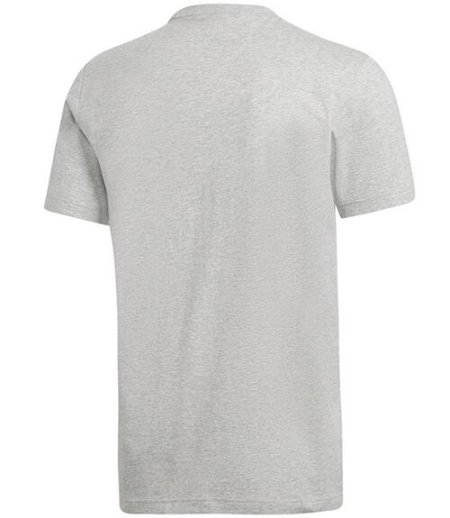Camiseta algodón Adidas Gris 2019