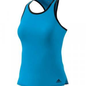 Camiseta tirantes Adidas Club Azul