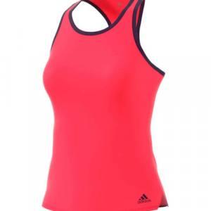 Camiseta tirantes Adidas Club Roja