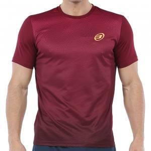 Camiseta Bullpadel Cenegui Vino