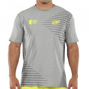 Camiseta Bullpadel Vigia Gris