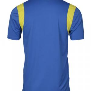 Camiseta KSwiss Henley Crew Strong Azul