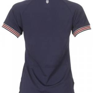Camiseta K-Swiss Heritage Azul Woman